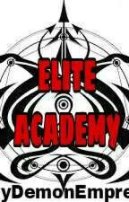 ELITE ACADEMY →SkyDemonEmpress← by SkyDemonEmpress