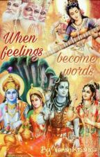 When Feelings Become Words (#TheCrazziestWins) by Vanshikrishna