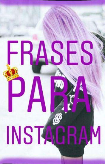 Frases Para Instagram Bts Wattpad
