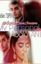 (SWASAN)My Personal assistant(ON HOLD) by SaruZainImam