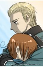 Ich Liebe Dich, Italy: a GerIta Fanfiction(Not Yaoi... Yet) by redhairedreaper