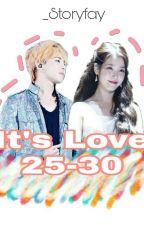 It's Love Twenty Five (25) by _storyfay