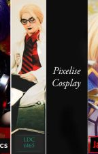 Le journal d'une cosplayeuse by LaSocioPsychotique