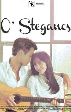 O'STEGANOS: The Arcadians Code  by Meccaila