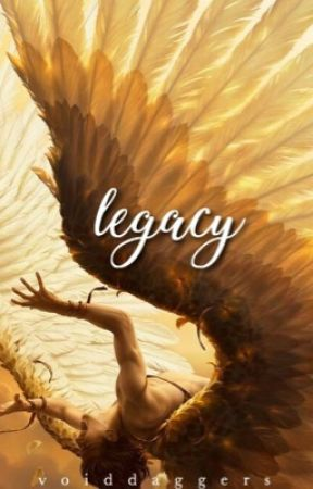 Legacy; spn by voiddaggers