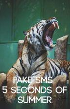 FAKE SMS - 5 Seconds of Summer  by MyDaddyDerekHale