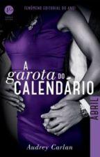 A Garota do Calendário - Abril by bergantines