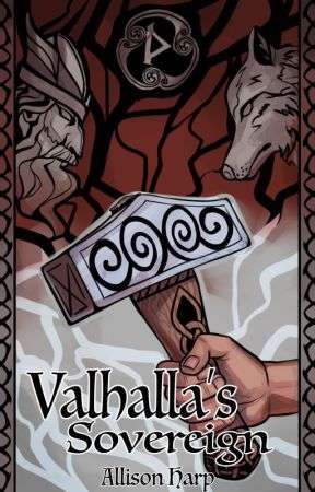 Valhalla's Sovereign || Preview by akwharp