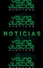 Justicia Joven: Outsiders (Noticias) by NatsumiXII