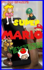 Super Mario Texting! {REQUESTS OPEN!} by RosieFan175