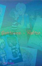 Garrence ~ Fabric by Mixerine