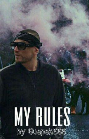 My Rules || Guè Pequeño by guepek666
