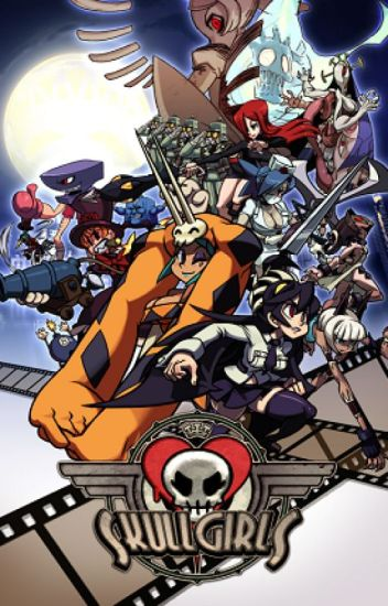 Skullgirls harem x male reader