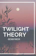 Twilight Theory ー Edward Cullen by -BENNYWEIR