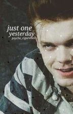 just one yesterday || jerome valeska || by psycho_cigarettes