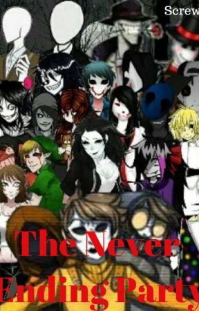 The Never Ending Party by kitsune_zimm