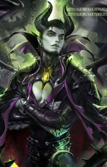 Infatuation Male Maleficent X Reader Fanfic Rexy0705