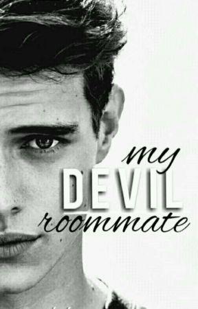 My Devil Roommate  by newbegginings