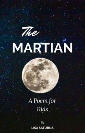 The Martian [A Poem] by MadAsABalloon