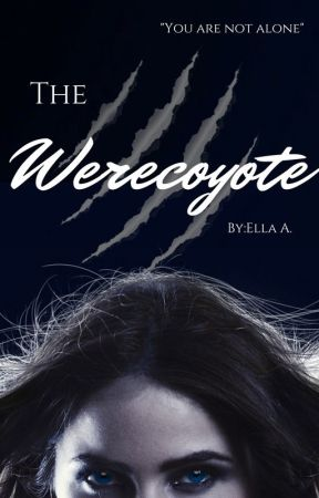 The Werecoyote by caellag