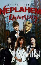 Nephalem University  by PhobieQtie