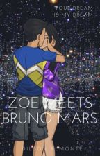 Zoe Meets Bruno Mars by DilsonAlmonte