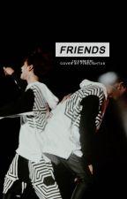 friends ; chanbaek by xiummieb