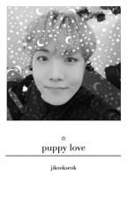 puppy love ↬ jikookseok by bottomhoseok