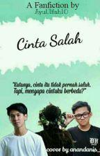 CINTA SALAH by AyuUlfah10