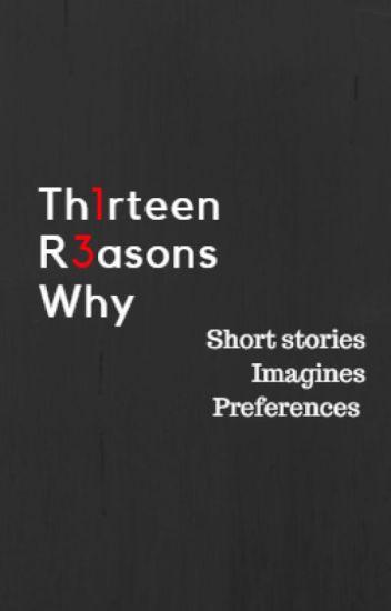 13 Reasons Why: Shorts, Imagines, & Preferences