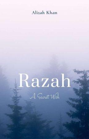 Razah - A Secret Wish by Alizahism