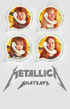 Metallica Whatsapp by Patriciagra05