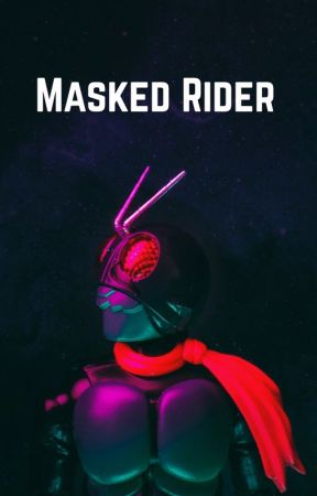 Masked Rider by oneofthelight
