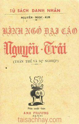 Đọc truyện Cảm nhận đoạn 2 của bài Đại cáo Bình Ngô của Nguyễn Trãi