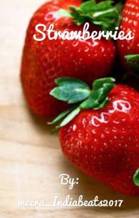 Strawberries by meera_Indiabeats2017