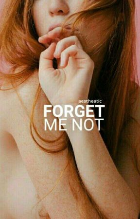 forget me not by aestheatic