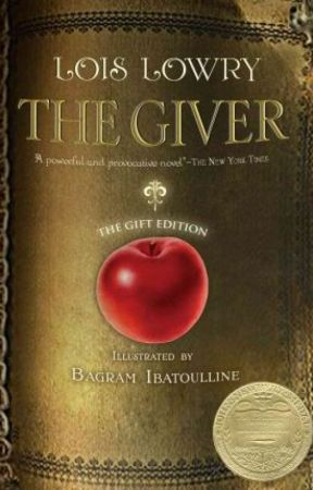 pre-chapter The Giver by MentalityWriter