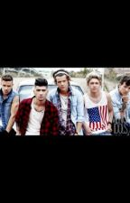 One Direction - Imagines by Mrsstyles6999