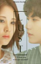 L U S T •CKH+SJH by Almannie