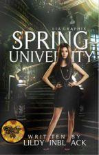 Spring University #TheWeeklyAwards2017#FillipinoYouthWrittingContests by lildyinblack