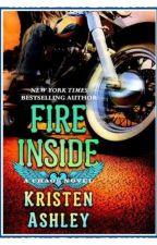 Fire inside- Livro 2- série chaos by Alineprincess