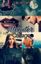 Monster College by Cat_Ferrari