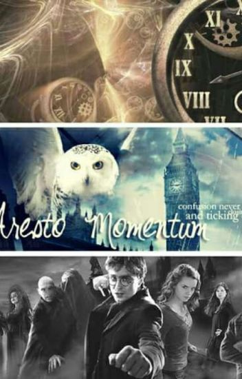 RPG Harry Potter - Aresto Momentum (monde parallèle)