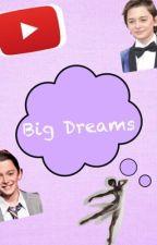 Big Dreams  Noah Schnapp X Reader by schnapptastic