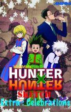 Hunter x Hunter Sketch Extra: Celebrations by ManaMieta