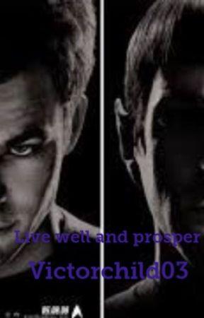 Live long and prosper (SpockXOC) by victorchild03