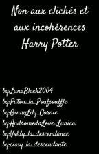 Non aux clichés et aux incohérences Harry Potter by Patou_la_Poufsouffle