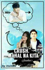 Crush, Mahal na kita (사랑해😘) by MsTALENTED_7