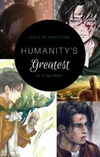 Levi x OC | Humanity's Greatest by DragonWatt