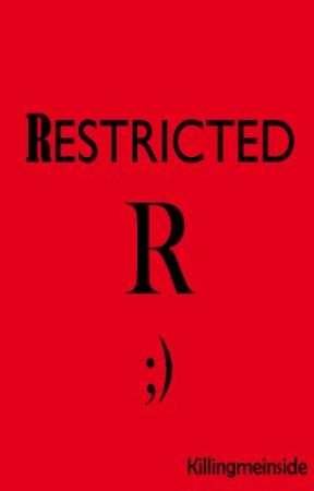 Restricted Chapters by killingmeinside